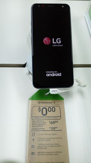 Free LG Harmony for Sale in Amarillo, TX