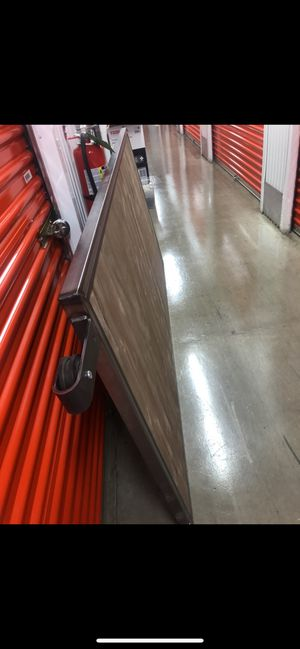 Large sliding wood door for Sale in Anchorage, AK