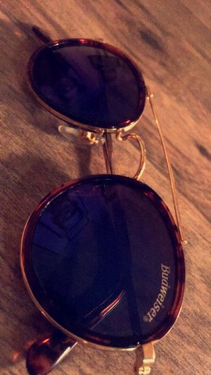 Tortoise shell Budweiser sunglasses for Sale in St. Louis, MO