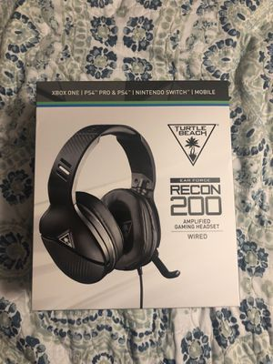 Xbox/ Ps4 headset Turtle Beach for Sale in Hialeah, FL