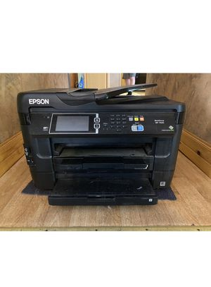Epson Workforce WF 7620 Printer/Copier/Fax for Sale in Canton, GA