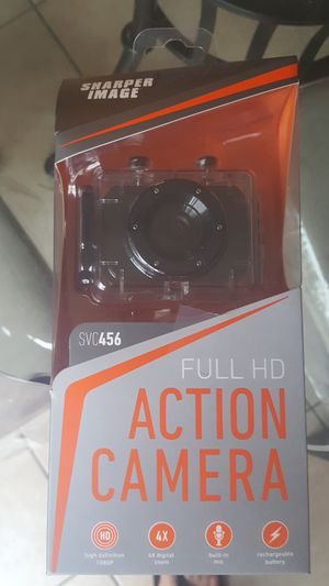 Full hd action camera for Sale in Port St. Lucie, FL