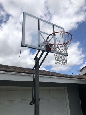 Spaulding basketball hoop for Sale in Los Angeles, CA