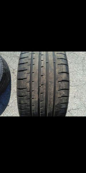 245/40r19 use tire accelera for Sale in San Antonio, TX