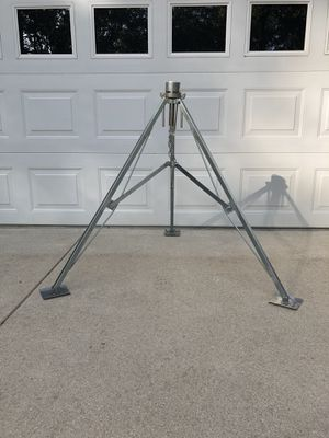 5th Wheel King Pin Tri-Pod Stabilizer for Sale in Dowagiac, MI