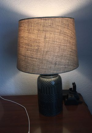 Kirkland's Table Lamp for Sale in Oakley, CA