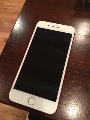 iPhone 7+ Product red 256gb for Sale in Downers Grove, IL