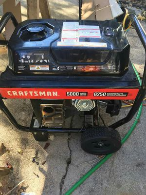 Craftsman generator for Sale in Joplin, MO