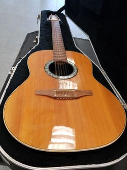 Ovation Electric Acoustic 12 String Guitar for Sale in Phoenix,  AZ