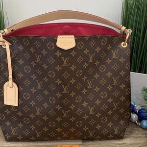 Louis vuitton Gracefull MM tote bag Shoulder for Sale in Allentown, PA
