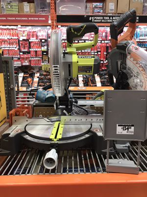 Ryobi compound Inter saw with LED for Sale in St. Cloud, FL