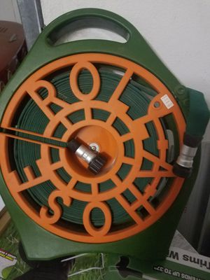 Roll-A-Hose 50 ft Retractable for Sale in Murrieta, CA