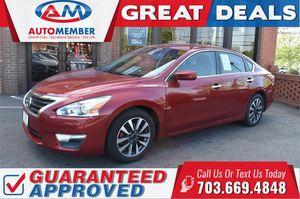 2015 Nissan Altima for Sale in Leesburg, VA