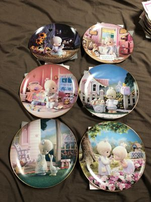 Precious Moments Classics Plate collection 12plate set for Sale in McKeesport, PA