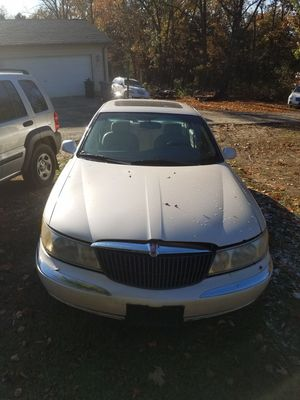 1998 lincoln continental v8 for Sale in Union, MO