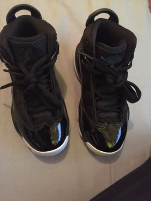New Jordan's size 11c 60 or best offer for Sale in Detroit, MI