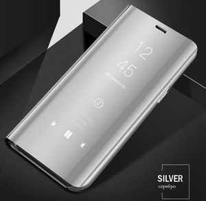 Cool Black or Silver Color Mirror Flip Phone Case Stand Cover For Samsung Galaxy S20 Ultra Plus S20+ for Sale in Los Angeles, CA