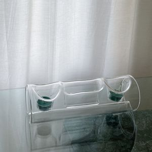 Wacky Hollow Glass Candle Holder for Sale in Milwaukie, OR