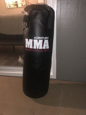 Century MMA punching bag for Sale in Tualatin, OR
