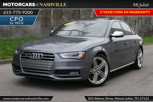 2015 Audi S4 for Sale in Mount Juliet, TN