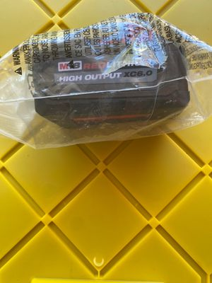 Milwaukee 6.0 battery for Sale in Lathrop, CA
