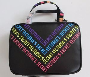 Victoria's Secret Rainbow Jetsetter Travel Case NWT for Sale in New Braunfels, TX