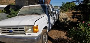 1990 F350 Crew Cab Long Bed for Sale in Lakeside, CA