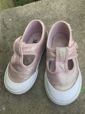 Vans Pink Toddler Shoes Size 6 for Sale in Takoma Park, MD