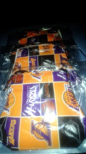 NBA Lakers face covers for Sale in PA, US
