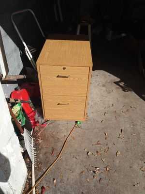 File cabinet and very nice shape for Sale in Seminole, FL