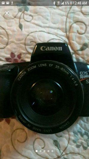 Canon EOS rebel S for Sale in Rock Island, IL