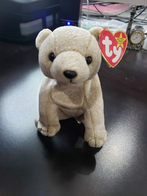 Ty Beanie Baby 1999 Almond collectible toy bear for Sale in Rogersville, MO