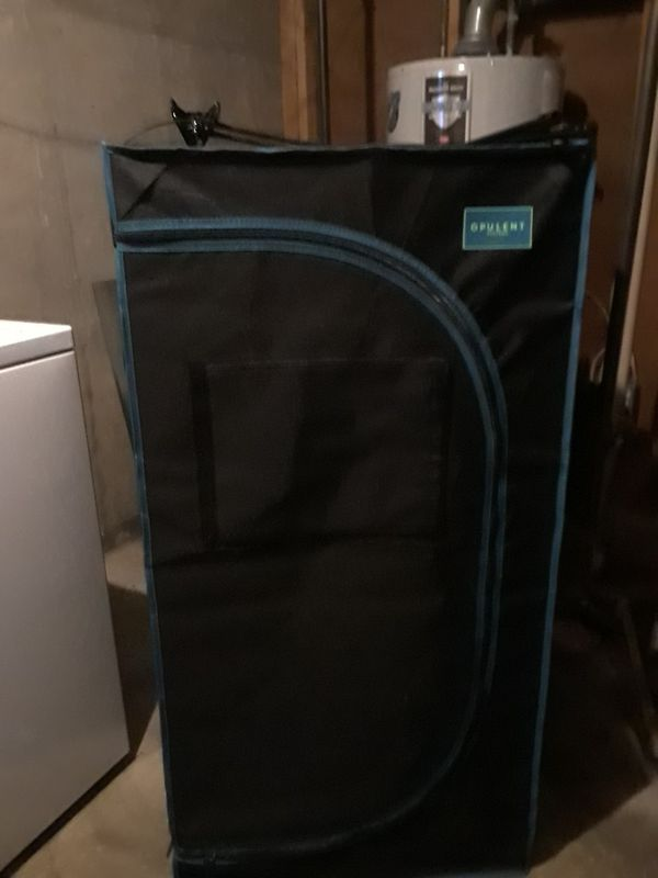 GROWTENT LED LIGHT INCLUDED!! FRESH NEW CONDITION!!
