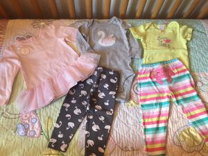 Babygirl 12 months carters for Sale in Santee, CA