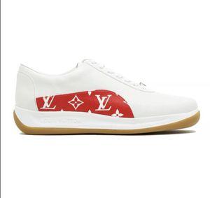 Louis Vuitton Supreme shoes (10) for Sale in Lansdowne, VA