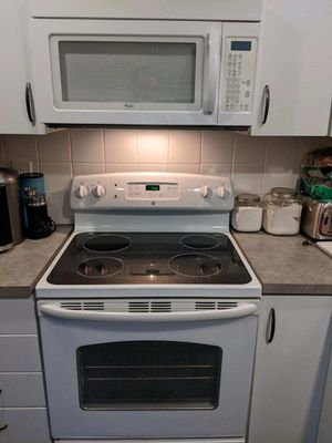 Whirlpool built in microwave for Sale in Renton, WA