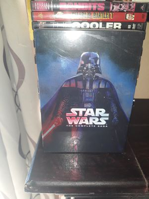 Star wars blu ray for Sale in Fontana, CA