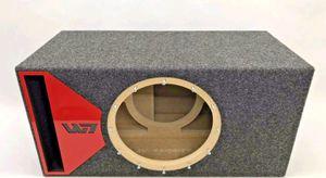 """12"""" JL Audio W7 Anniversary Edition Enclosure for Sale in Renton, WA"""