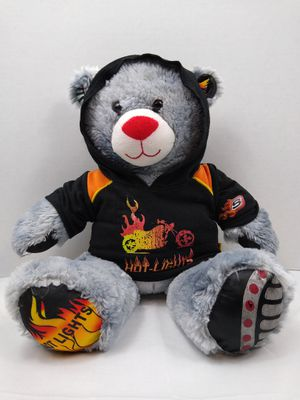 Build a bear Sketchers hot lights rare bear for Sale in Bakersfield, CA