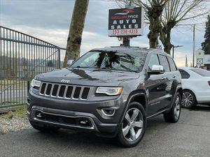 2014 Jeep Grand Cherokee for Sale in Auburn, WA