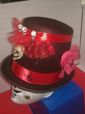Dia de los muertos hat for Sale in Norwalk, CA