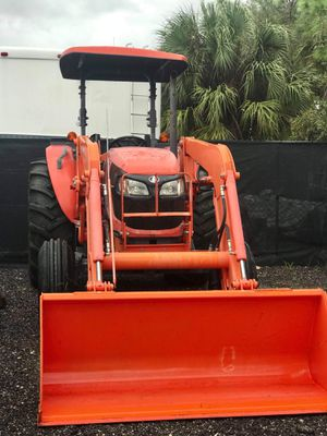 2015 Kubota M9960 HF for Sale in Lake Worth, FL