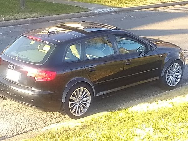2006 Audi A3 Lowered mods