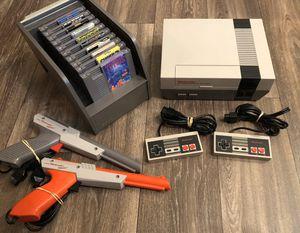 NES retro gaming lot for Sale in Everett, WA