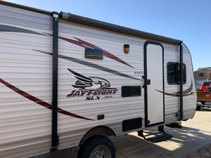 RV jay flight SLX by Jayco really nice upgrade RV with extras for Sale in El Paso, TX