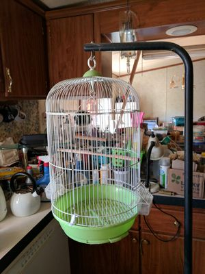 Prevue Hendryx free standing bird cage for Sale in Loudon, TN