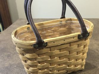 Longaberger Basket Purse for Sale in Winchester,  CA
