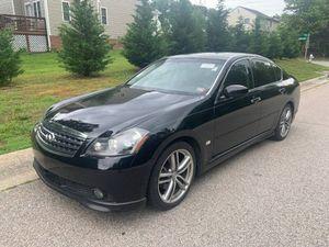 2007 INFINITI M45 for Sale in Richmond, VA