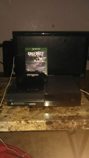 Xbox one comes with everything works perfect for Sale in Las Vegas, NV