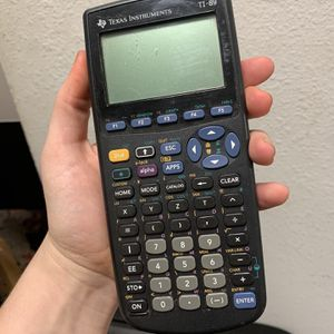 Texas Instruments TI-89 Graphing Calculator for Sale in Kent, WA